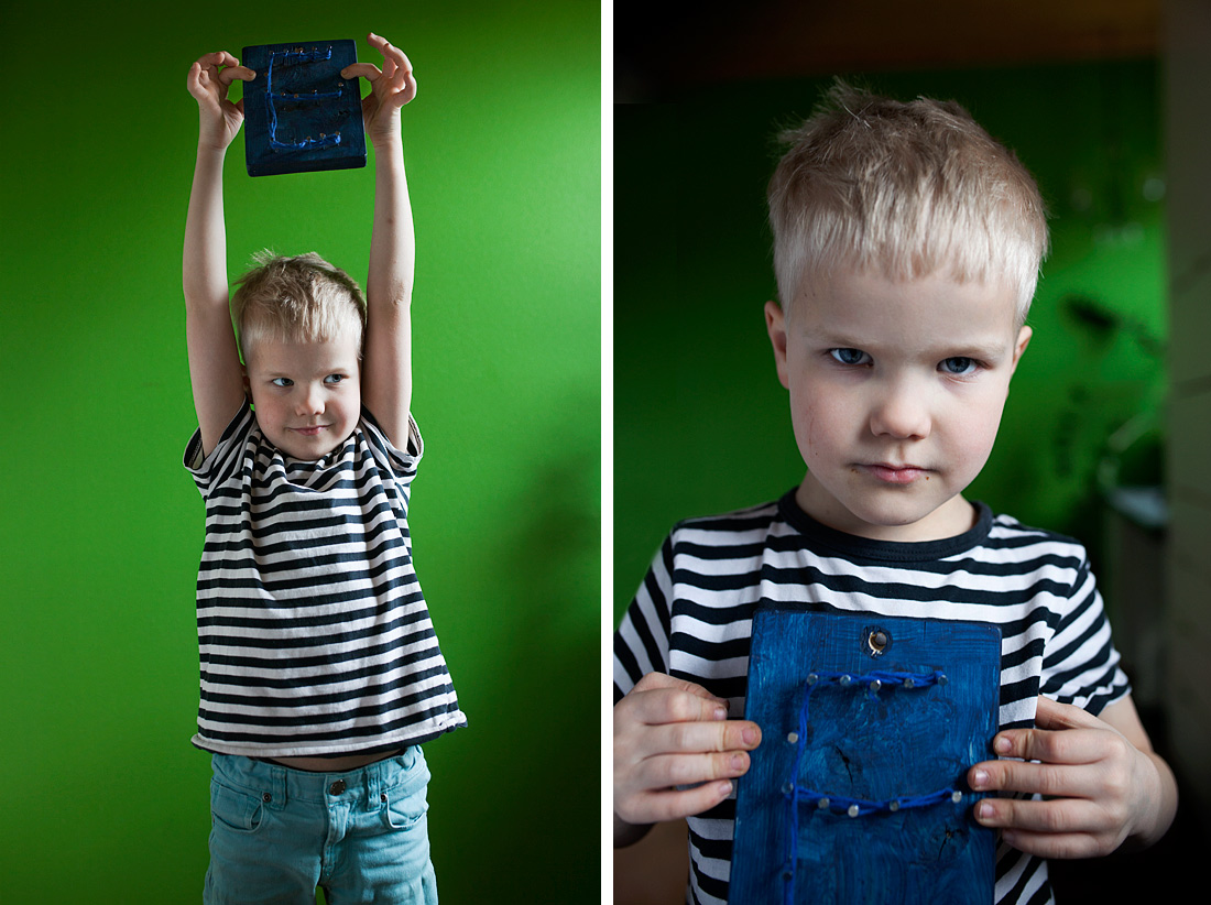 mmmadethis.com Children create things Photo: Maria Halkilahti inapril 2015